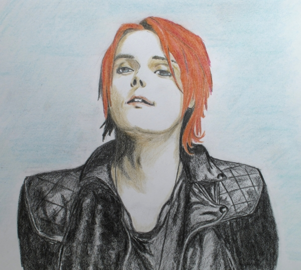 Gerard Way by biene
